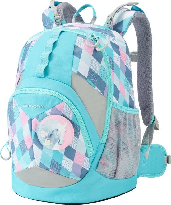 d0be346bd4 Samsonite Kinderrugzak - Sam Ergofit Ergonomic Backpack M Pink Horse