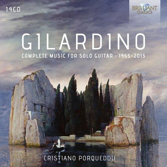 Gilardino: Complete Music For Solo