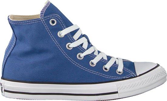 e6b51b3c767 Converse Dames Sneakers Chuck Taylor All Star Hi Dames - Blauw - Maat 38