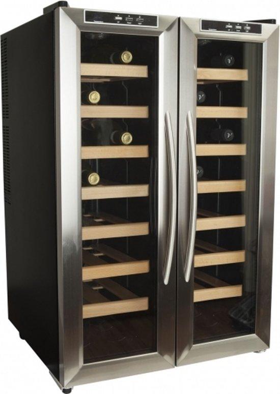Wine Klima D32 wijnklimaatkast - 32 flessen