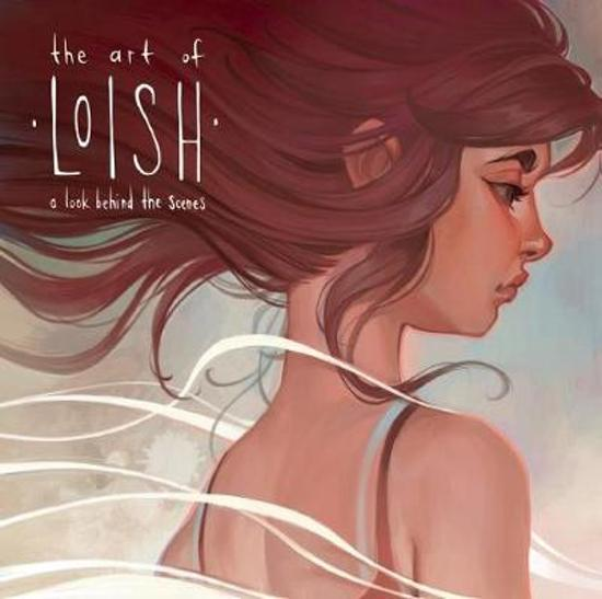 Boek cover The Art of Loish van Lois Van Baarle (Hardcover)