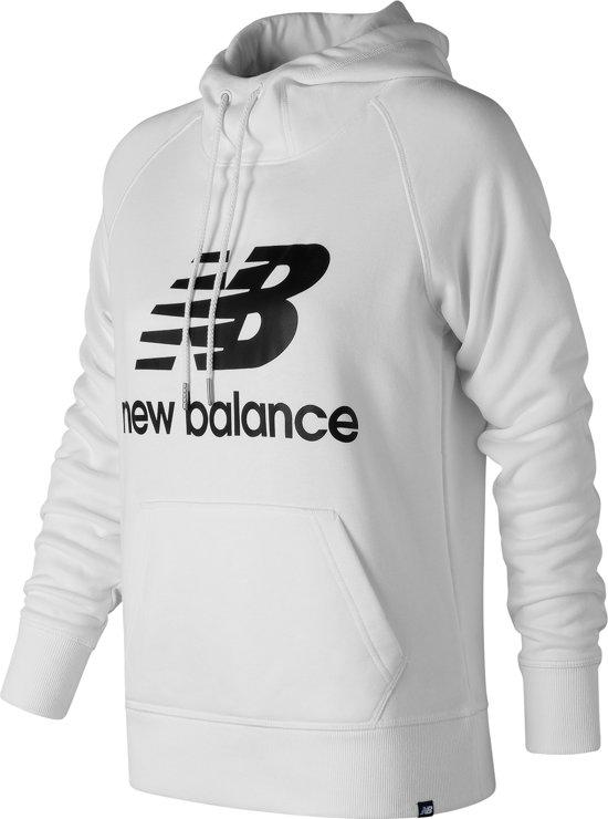 new balance dames hoodie