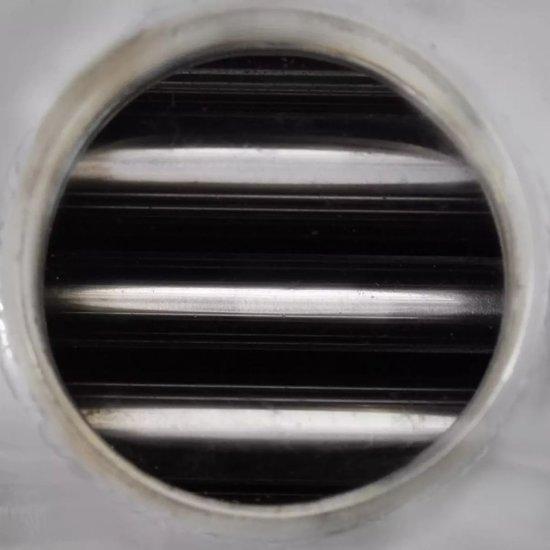 vidaXL Zwembad warmtewisselaar 613 x 134 mm 75 kW