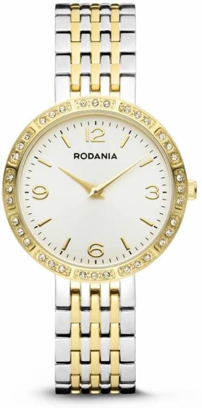 Rodania Dress Silver/Gold