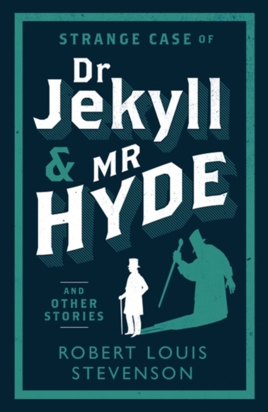 Boek cover The Strange Case of Dr Jekyll and Mr Hyde and Other Stories van Robert Louis Stevenson (Paperback)
