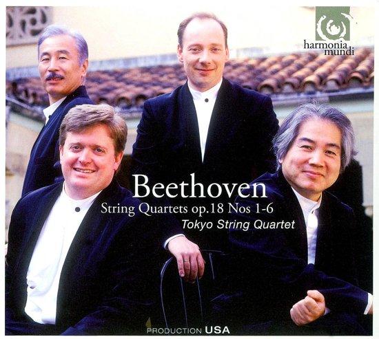 String Quartets. Op.18 1-6