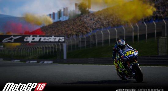MotoGP 2018  PS4