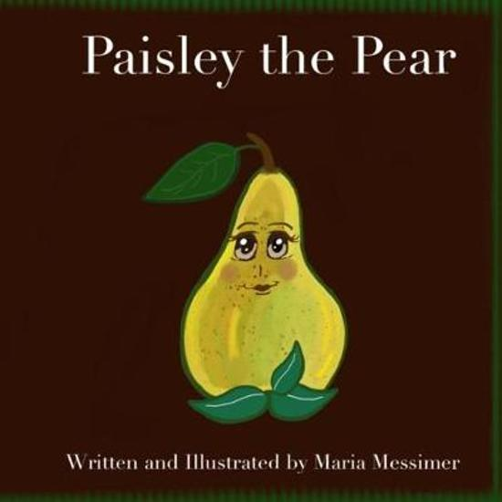 Paisley the Pear