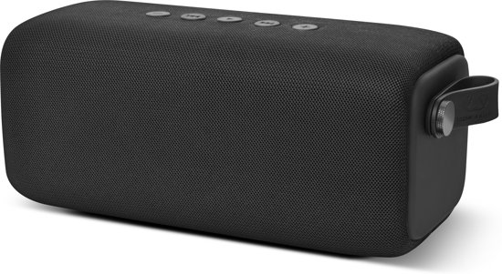 Fresh 'n Rebel Rockbox Bold L - Draadloze bluetooth speaker - Grijs