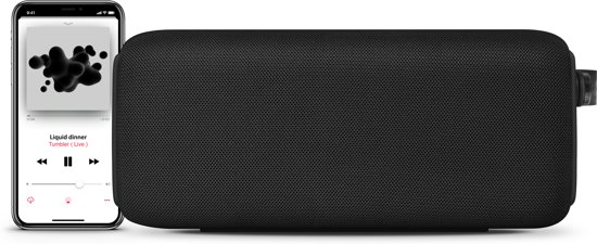 Fresh n Rebel Rockbox Bold L Zwart