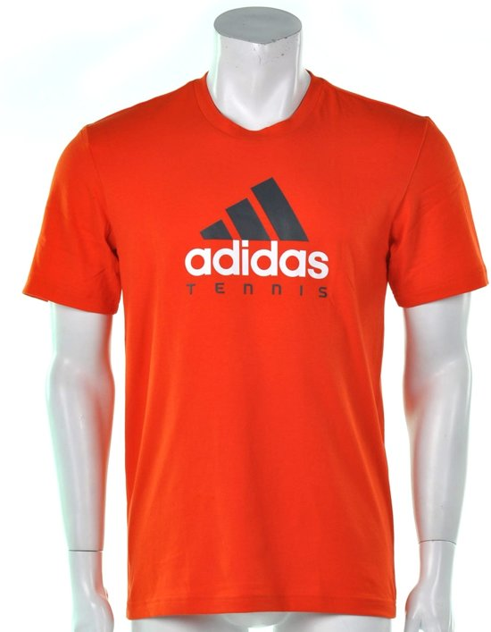 | adidas Men's Tennis Sequentials Logo Tee