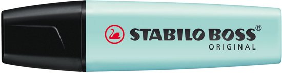 STABILO BOSS ORIGINAL Pastel Vleugje Turquoise - per stuk