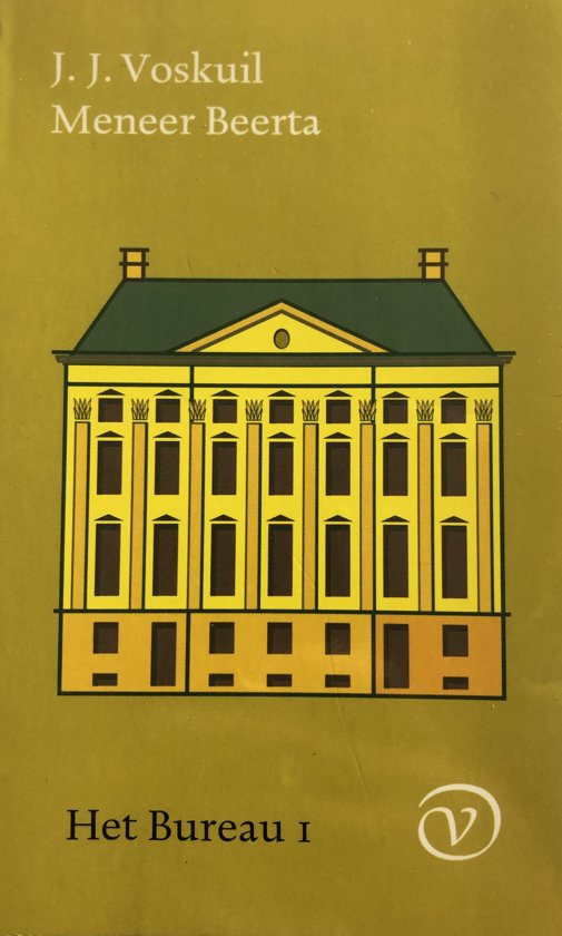 Image result for Het Bureau 1 Meneer Beerta by J.J. Voskuil