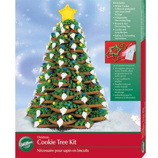 Bol Com Wilton Garneergerei Uitstekerset 3d Kerstboom