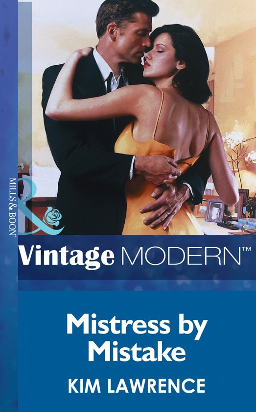 Bol Com Mistress By Mistake Mills Amp Boon Modern Ebook border=