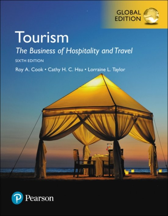 Tourism the Business of Hospitality An