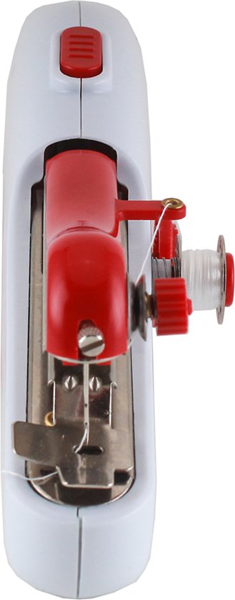 Hand Naaimachine - Kleding - Reparatie - Repareren - Compact - Mini - Reis Naaimachine - Vakantie - Naaien - Elektrisch - Batterijen