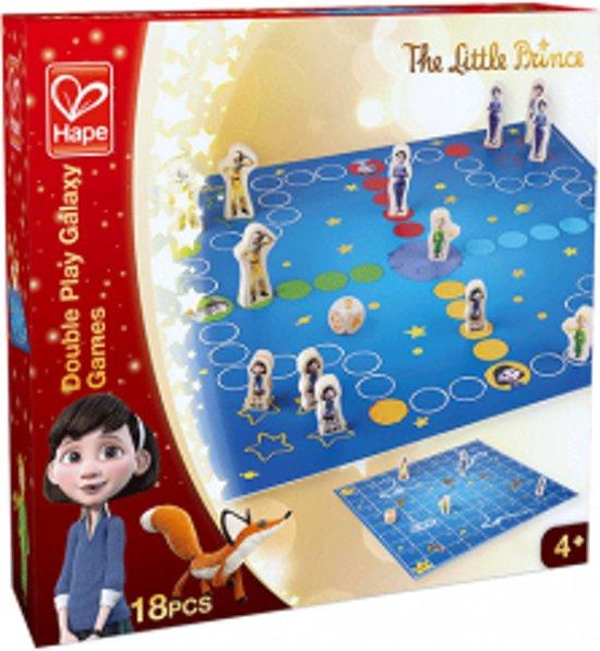 Afbeelding van het spel Hape De Kleine Prins mens erger je niet