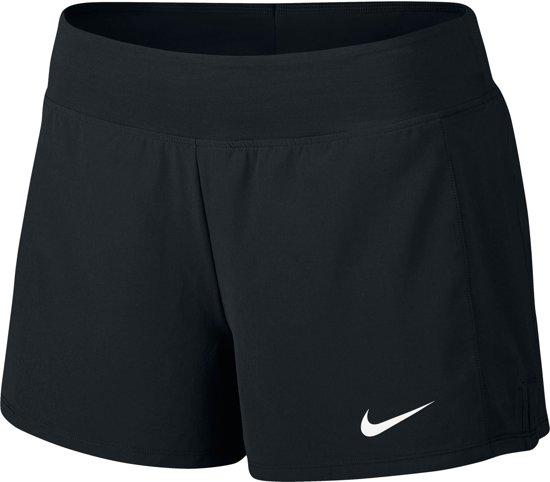 46614872884 bol.com | Nike Court Flex Pure Sportbroek - Maat S - Vrouwen - zwart