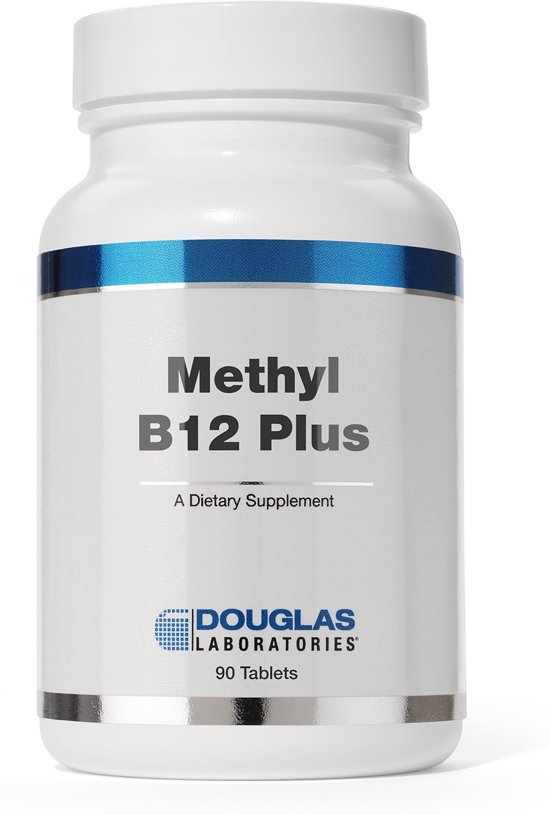Methyl B12 Plus (90 tabletten) - Douglas Laboratories
