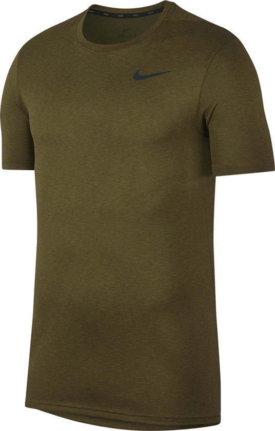 Groen Dry M Training Top Shirts Nike 7xapSw0