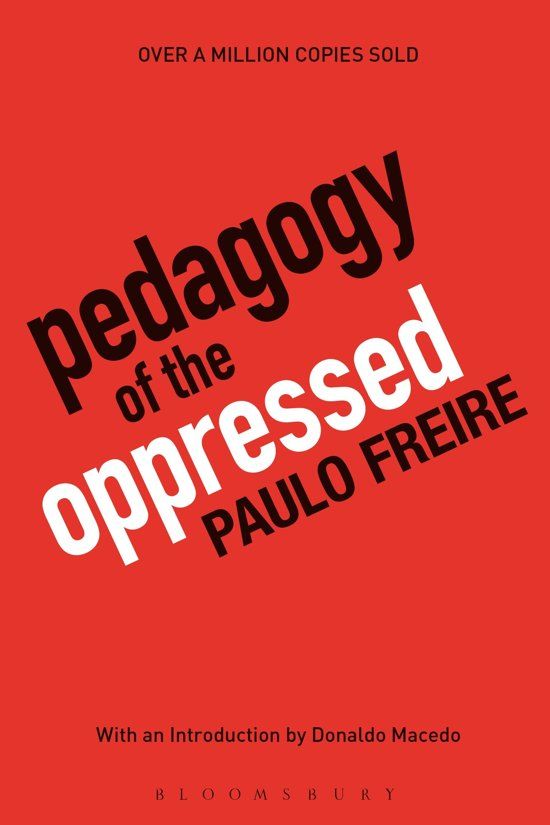 "analysis of pedagogy of the oprpressed by paulo freire Pedagogy of the oppressor by the brazilian educator paulo freire in pedagogy of the oppressed, freire had listed ten key characteristics of the ""banking."