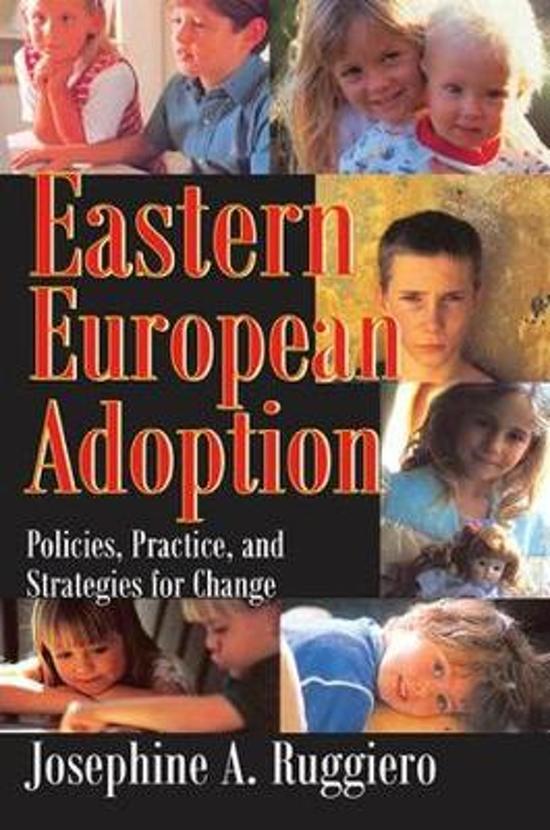 Eastern European Adoption