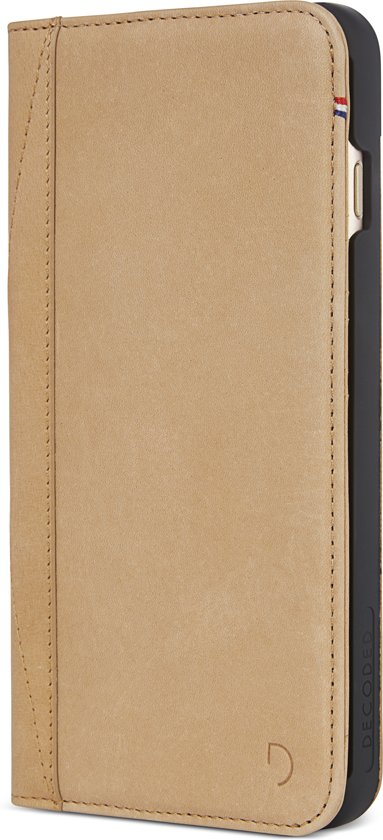 Decoded Leather Wallet Case voor iPhone 8 Plus / 7 Plus / 6s Plus / 6 Plus (5,5 inch)