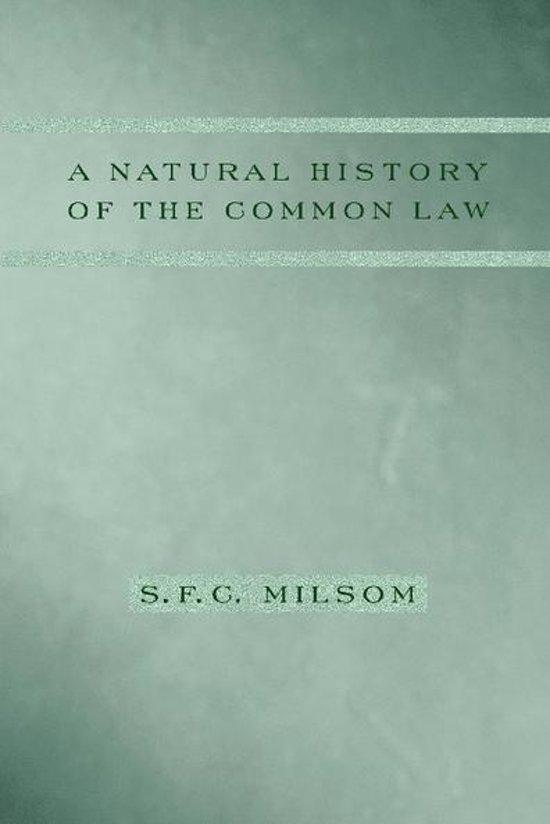 Common Law Ebook