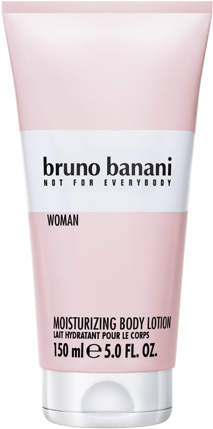 bruno banani woman 150 ml bodylotion. Black Bedroom Furniture Sets. Home Design Ideas