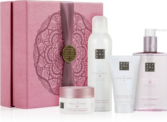 RITUALS The Ritual of Sakura geschenkset medium - cadeaupakket
