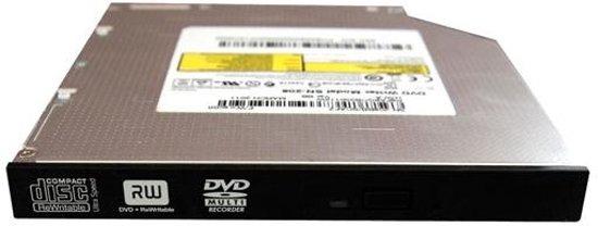 Fujitsu S26361-F3267-L2 Intern DVD Super Multi DL Zwart, Zilver optisch schijfstation