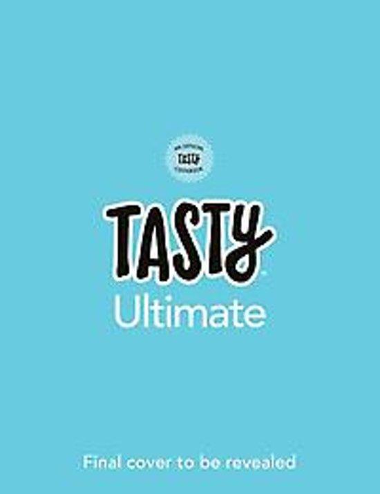 Boek cover Tasty Ultimate Cookbook van Ebury Publishing (Hardcover)