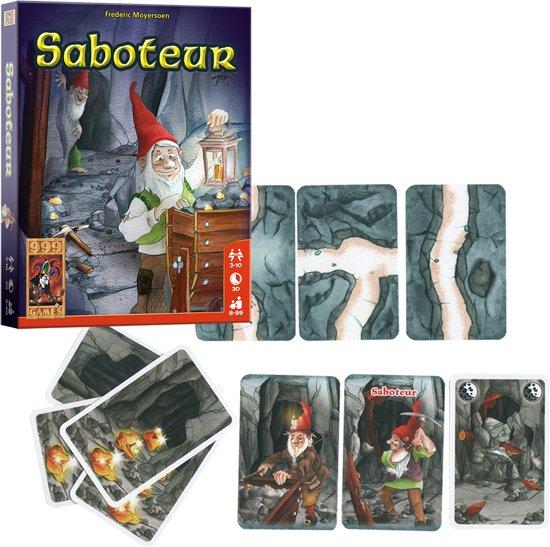 Thumbnail van een extra afbeelding van het spel Saboteur