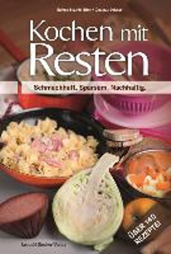 Boek cover Kochen mit Resten van Helene Brandstätter (Hardcover)
