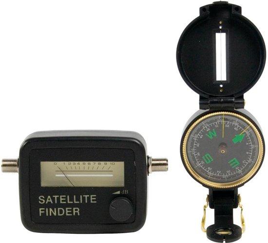 Konig SATFINDER-KIT Satelliet locator set