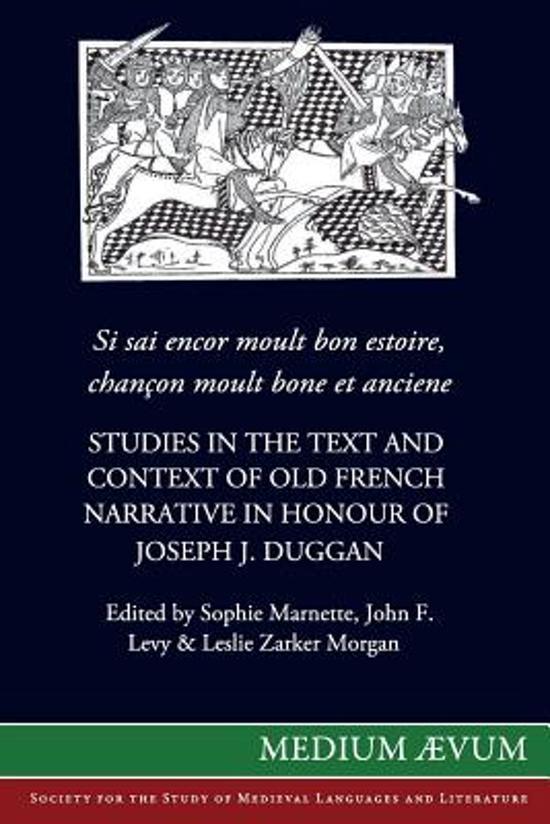 Si Sai Encor Moult Bon Estoire, Chancon Moult Bone Et Anciene