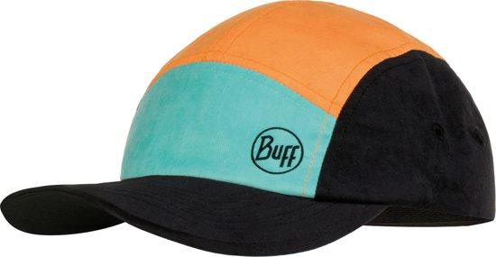 BUFF® 5 Panels Cap Colorblock Multi - Pet - Kinderen - Zonbescherming f1605e3129d1