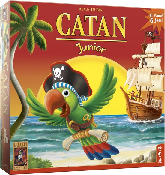 Kolonisten van Catan Junior - Kinderspel