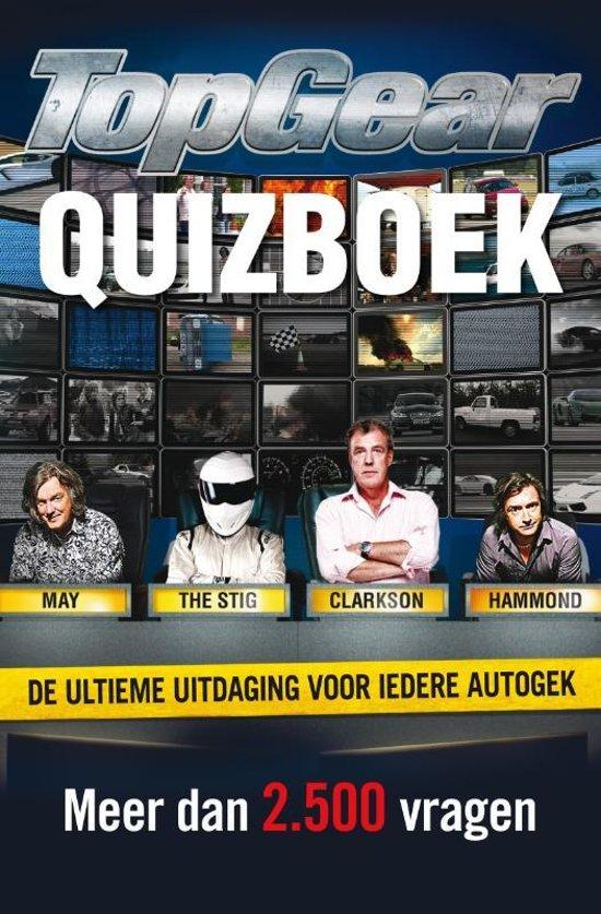 Top Gear - TopGear quizboek