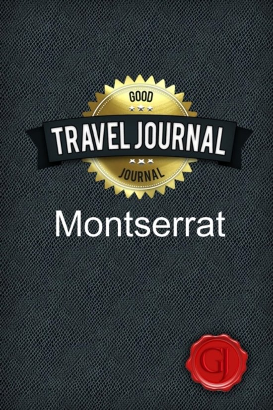 Travel Journal Montserrat