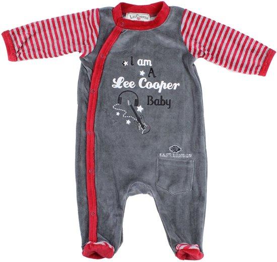 Lee Cooper baby boxpakje grijs maat 68