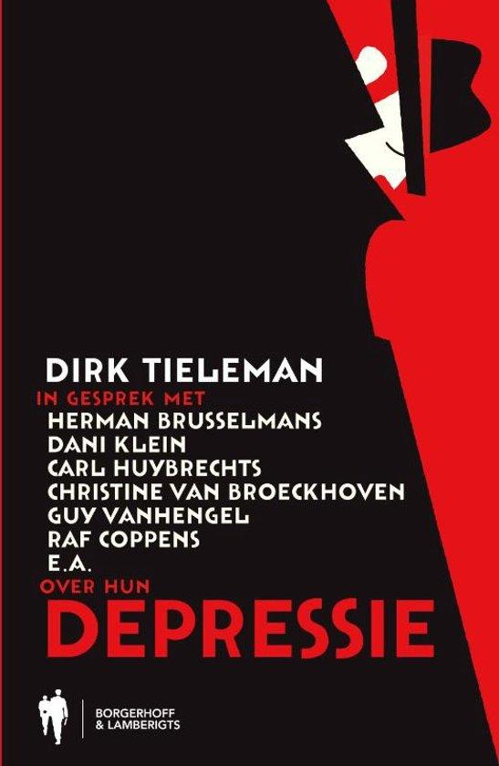 Boek cover Depressie van Dirk Tieleman (Paperback)