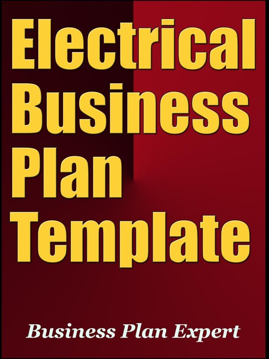 bol com electrical business plan template (including 6 specialelectrical business plan template (including 6 special bonuses)