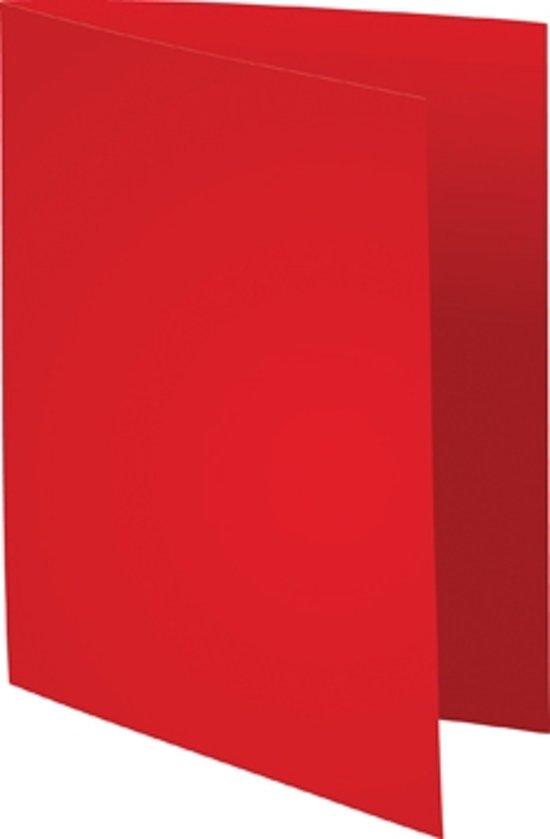 Exacompta Dossiermap Forever Foldyne rood