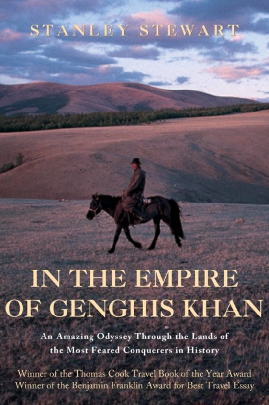 a journey back into the life of genghis kahn