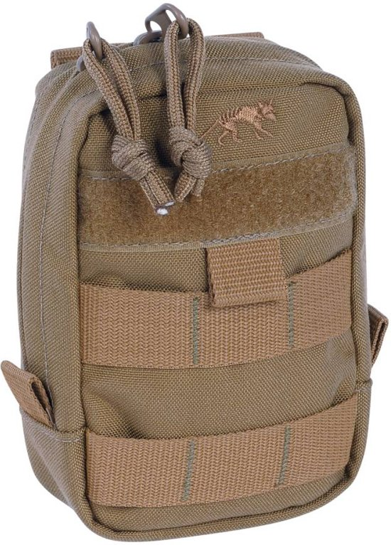 Tasmanian Tiger Tac Pouch 1 Vertical Coyote Brown / Bruin (7650.346)