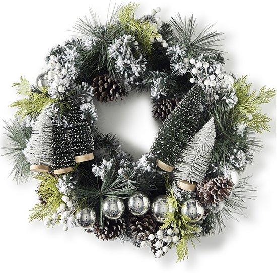 Spiksplinternieuw bol.com   Riviera Maison - Pretty Pinetree Wreath - Krans CB-77