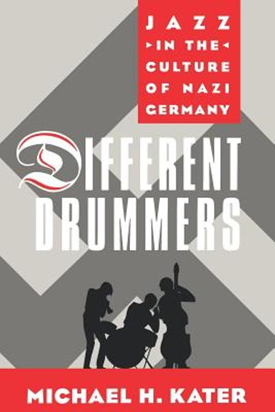 jazz in the culture of nazi