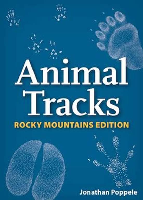 Afbeelding van het spel Animal Tracks of the Rocky Mountains